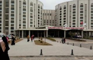 Şanlıurfa Devlet Hastanesi'nde Görevli 5 Erkek,...