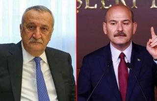 """Soylu: """"Mehmet Ağar'ın Dayısının Adamları..."""