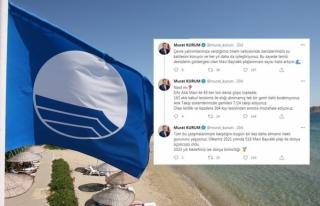 Türkiye'de Mavi Bayraklı Plaj Sayısı 519'a,...