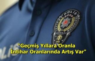 """""""1 Ayda 20 Polis İntihar Etti"""" Haberlerinden..."""