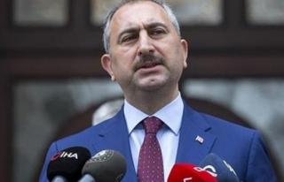 Adalet Bakanı Gül'den HDP Saldırısı Sonrasında...