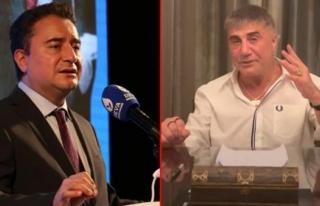 Ali Babacan'dan Sedat Peker'in İddialarıyla...