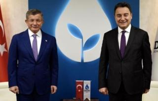 Ali Babacan, Gelecek Partisi'yle DEVA Partisi'nin...
