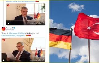 Almanya'nın Ankara Büyükelçisi Jürgen Schulz:...