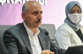 Bakan Karaismailoğlu: 'Türkiye Dünyanın En...