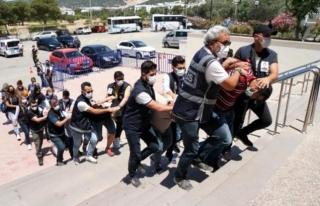 Bodrum'da Şehit Edilen Polis Memuru Ercan Yangöz'ün...