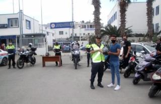 Bodrum İlçe Jandarma Komutanlığı Trafik Timleri...