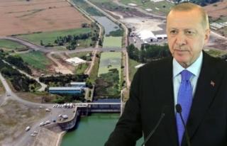 Cumhurbaşkanı Erdoğan'ın Katılımıyla Temeli...