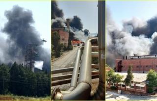 Dalaman'daki Yangın Söndürme Çalışmalarında...