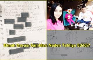 Elmalı Davası Türkiyeyi Ayağa Kaldırdı! 2 Küçük...