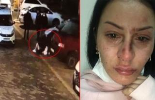 Emniyet'ten Polisin Genç Kadına Darp Görüntülerine...