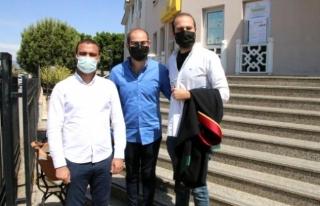 Fethiye'de Başkan Karaca ve Şoförünün Davasının...