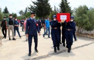 Fethiye'de Vefat Eden Kıbrıs Gazisi Son Yolculuğuna...