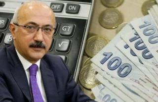 Hazine ve Maliye Bakanı Lütfi Elvan Tek Tek Sıraladı!...