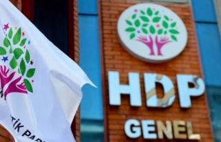 HDP İçin Kritik Süreç Başladı! Partinin Kapanması...
