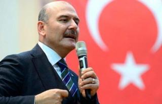 İçişleri Bakanı Süleyman Soylu Açıkladı: 10...