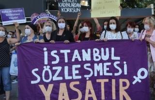 İstanbul Sözleşmesi'nin İptali Kararının Durdurulması...