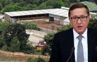 İYİ Partili Lütfü Türkkan'a Ait Kaçak Çiftlik...