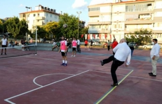 Menteşe Belediyesi 2'nci Ayak Tenisi Turnuvası...