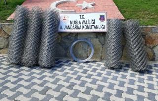 Milas'ta Tel Hırsızını JASAT Yakaladı