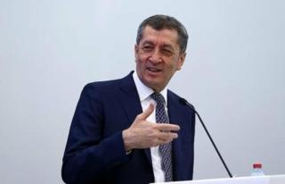 Milli Eğitim Bakanı Ziya Selçuk: Yaz Döneminde...