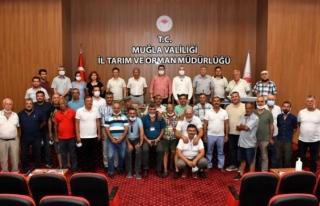 Muğla'da Su Ürünleri Kooperatifleri İstişare...