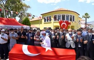 Orman Şehidimiz Görkem Hasdemir Memleketi Köyceğiz'de...