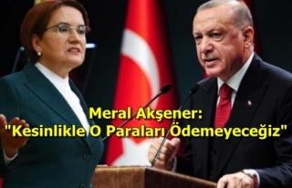"""Söke Söke"" Polemiğine Meral Akşener..."
