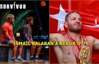 Survivor 2021'in Kazanan İsmi İsmail Balaban...