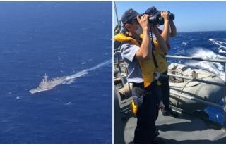 45 Kişinin Bulunduğu Tekne Kaş Açıklarında Battı!