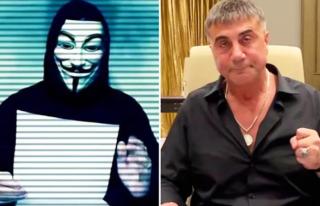 Anonymous'tan Peker'e Yanıt: Yürü Git,...