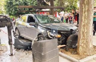 Bağdat Caddesi'ndeki Kazadan Acı Haber