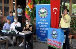 Barış Saylak, Hayvancılığa Yüzde 50 Destek Programını...