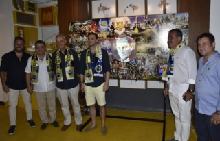 """Bodrum'da """"19.07 Dünya Fenerbahçeliler..."""