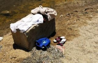 Bodrum'da Serinlemek İçin Denize Giren 77 Yaşındaki...