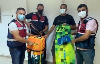 Bodrum'da Sörf Malzemesi Hırsızlığına 2...