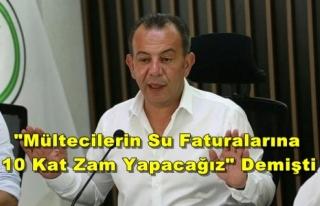 Bolu Belediye Başkanı Tanju Özcan Hakkında Soruşturma...