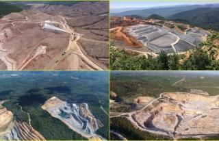 CHP'den Belli Alanları Madencilik Faaliyetinden...