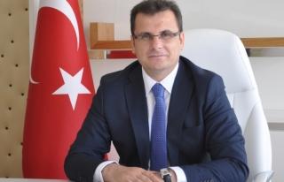 Dalaman Tenis Kulübü, Kaymakam Ali Güldoğan'ı...