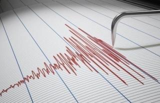 Datça'da Deprem!