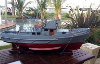 'Deniz Büyücüsü' Bodrum'da Ziyaretçilerini...
