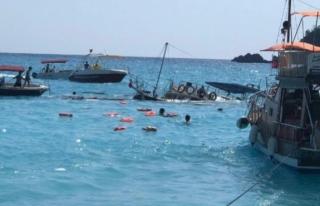 Fethiye'de 1 Çocuğun Öldüğü Batan Teknenin...