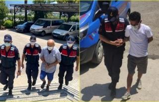 Fethiye'de Hapis Cezası Bulunan 2 Hükümlü...