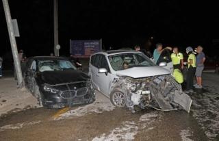 Fethiye'de Trafik Kazası: 3 Yaralı