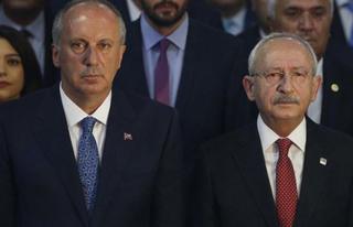 İnce'den Kılıçdaroğlu'na: Beni Niye...