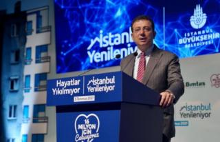 'İstanbul Yenileniyor Platformu' Kuruldu!
