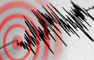 İzmir'de Art Arda Depremler Meydana Geldi!