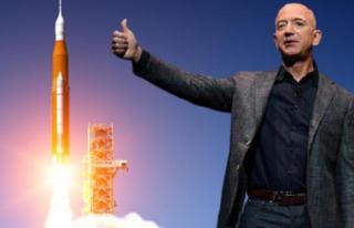 Jeff Bezos, Uzay Yolculuğuna 18 Yaşındaki Gençle...