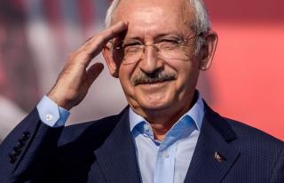 Kılıçdaroğlu'ndan Cumhurbaşkanı Adayı...