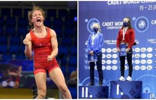 Köyceğizli Selvi İlyasoğlu Dünya Şampiyonu Olarak...